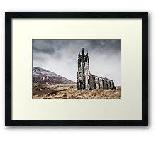 Dunlewey Church Framed Print