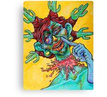 Desert Stressor Canvas Print