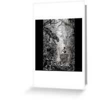 The Book Of Jungle 2016 Greeting Card