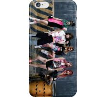 exid hot pink 01 iPhone Case/Skin