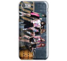 exid hot pink 01 iPhone Case/Skin