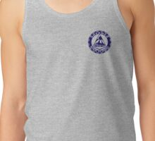 Shermer High School Patch (Close to Screen Accurate) Weird Science Tank Top