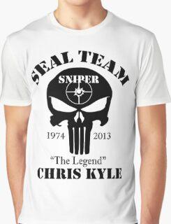 seal team sniper  Graphic T-Shirt