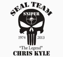 seal team sniper  Kids Tee