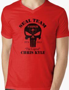 seal team sniper  Mens V-Neck T-Shirt