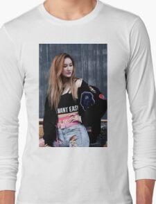 exid LE Long Sleeve T-Shirt
