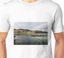 By the lake Unisex T-Shirt