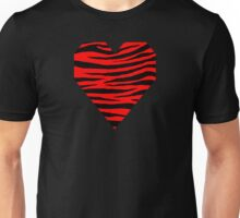 0570 Red Tiger Unisex T-Shirt
