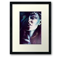Secret Siren Framed Print