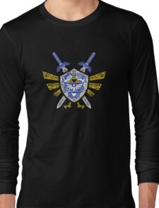 legend of zelda Long Sleeve T-Shirt