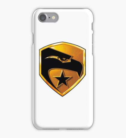 g.i.joe falcon logo iPhone Case/Skin