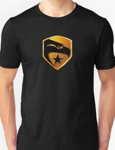 g.i.joe falcon logo Unisex T-Shirt