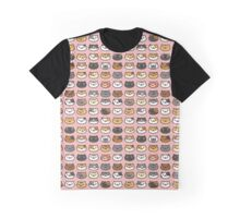 Neko Atsume Graphic T-Shirt