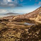 Mamore Gap Co. Donegal by Finbarr Reilly