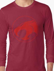 Thundercats show Long Sleeve T-Shirt