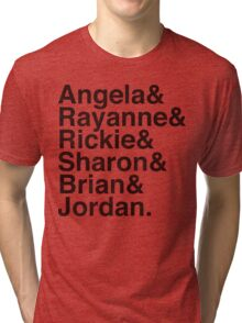 My So-Called T-Shirt (Vintage Black) Tri-blend T-Shirt