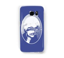 God Save the Bea (White) Samsung Galaxy Case/Skin