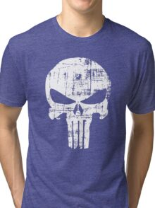 Punisher Tri-blend T-Shirt