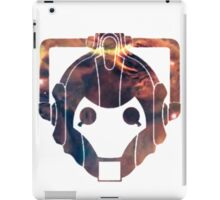 Cyberman Galaxy iPad Case/Skin