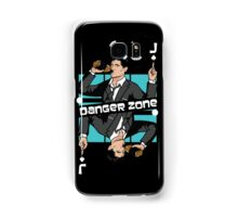 Archer Danger Zone Jack Card Samsung Galaxy Case/Skin