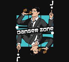 Archer Danger Zone Jack Card Hoodie
