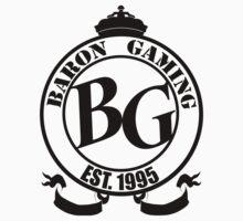 Retro Baron Gaming Baby Tee