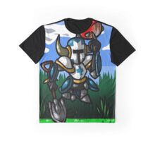 Shovel Crashers Graphic T-Shirt
