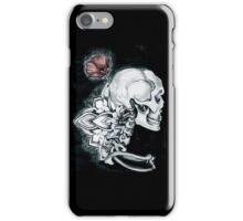Coquelicot Skull iPhone Case/Skin