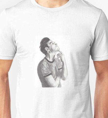 Andrew Scott (Moriarty from BBC Sherlock) Unisex T-Shirt