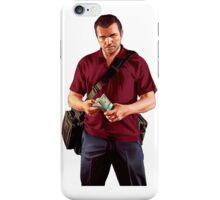 Grand Theft Auto V - Michael iPhone Case/Skin