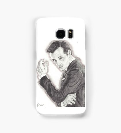 Moriarty portrayed by Andrew Scott in Sherlock Samsung Galaxy Case/Skin
