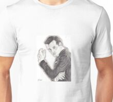 Moriarty portrayed by Andrew Scott in Sherlock Unisex T-Shirt