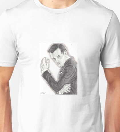 Moriarty portrayed by Andrew Scott in Sherlock Unisex T-Shirt