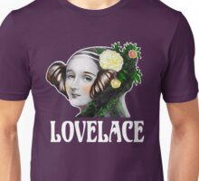 Ada Lovelace Mathematician Unisex T-Shirt
