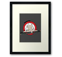 The Amestris Strong Arms Framed Print