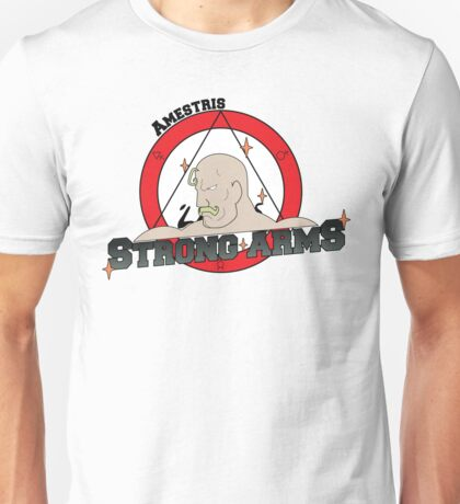 The Amestris Strong Arms Unisex T-Shirt