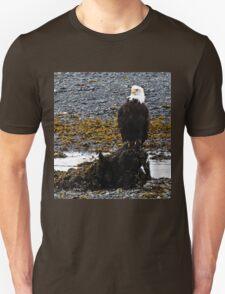 Bald Eagle-Seward Alaska Unisex T-Shirt