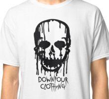 Skull Drip Classic T-Shirt