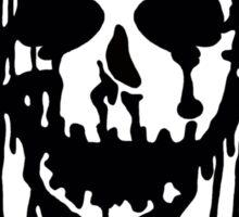 Skull Drip Sticker