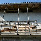 Building in Borgo Somp Cornino by jojobob
