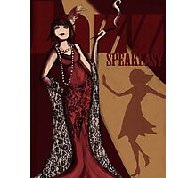Speakeasy Photographic Print