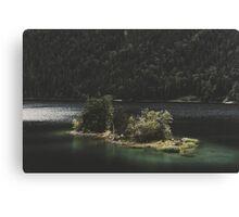 Island Love - Landscape Photography Canvas Print
