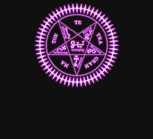 Sebastian Michaelis Sigil Light (black bg) Unisex T-Shirt