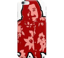 STANK BOLD FOR RED GINGER PEOPLE HOOT PEE iPhone Case/Skin