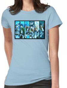 Shingeki no kyojin Womens Fitted T-Shirt