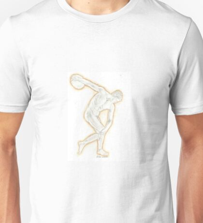Greek/Roman statue drawing Unisex T-Shirt