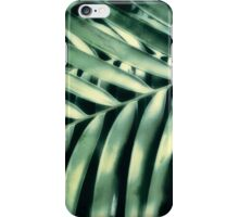 Tropical Light And Shadow iPhone Case/Skin