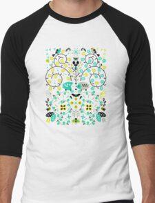 Hedgehog Lovers Men's Baseball ¾ T-Shirt