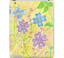 Garden Flowers iPad Case/Skin