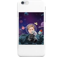 Space Chris  iPhone Case/Skin